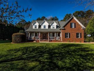 12613 Winding Ridge Road, Huntersville, NC 28078 (#3256871) :: Rinehart Realty