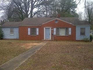3036 Marlowe Avenue, Charlotte, NC 28208 (#3257841) :: Rinehart Realty