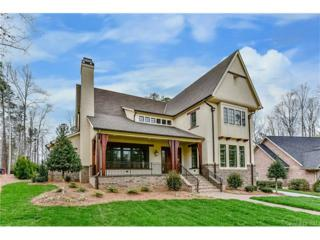 1011 Patrick Johnston Lane, Davidson, NC 28036 (#3258045) :: Carlyle Properties
