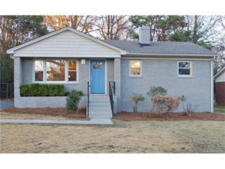 2727 Hilliard Drive, Charlotte, NC 28205 (#3260015) :: Rinehart Realty
