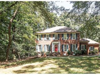 1526 Chadmore Lane NW, Concord, NC 28027 (#3262709) :: Team Honeycutt