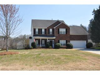 7801 Peach Blossom Court, Harrisburg, NC 28075 (#3262951) :: Team Honeycutt