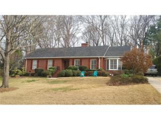 918 Nottingham Drive, Charlotte, NC 28211 (#3264582) :: Rinehart Realty