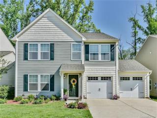 121 Collenton Lane #35, Mooresville, NC 28115 (#3266620) :: Cloninger Properties