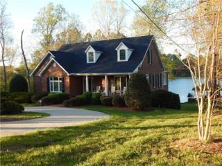 15617 Arrowood Drive, Norwood, NC 28128 (#3271375) :: Rinehart Realty