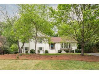 2723 Huntingtowne Farms Lane, Charlotte, NC 28210 (#3272196) :: Rinehart Realty
