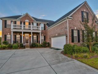 9884 Ravenscroft Lane NW, Concord, NC 28027 (#3272850) :: Team Honeycutt