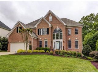 15524 Aberfeld Road, Huntersville, NC 28078 (#3273190) :: Cloninger Properties