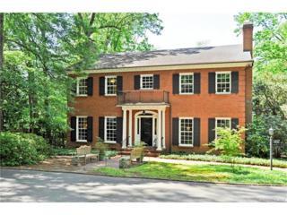 2034 Pinewood Circle, Charlotte, NC 28211 (#3273813) :: Rinehart Realty