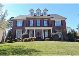 3413 Delamere Drive, Matthews, NC 28104 (#3274880) :: Carlyle Properties