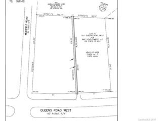 1911 Queens Road W, Charlotte, NC 28207 (#3281022) :: Lodestone Real Estate
