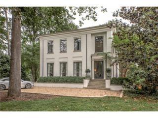 541 Museum Drive, Charlotte, NC 28207 (#3281671) :: Lodestone Real Estate