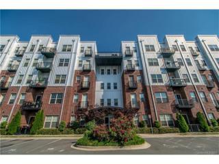 2338 Yadkin Avenue #410, Charlotte, NC 28205 (#3282185) :: Lodestone Real Estate