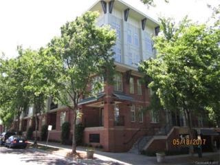 1101 W 1st Street #406, Charlotte, NC 28202 (#3282635) :: Lodestone Real Estate