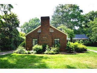 2128 Selwyn Avenue #4, Charlotte, NC 28207 (#3283345) :: Lodestone Real Estate