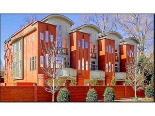 1934 Scott Avenue #1934, Charlotte, NC 28203 (#3284175) :: Lodestone Real Estate