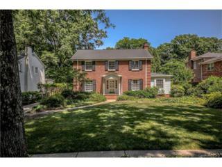 2525 Hampton Avenue, Charlotte, NC 28207 (#3284331) :: Lodestone Real Estate