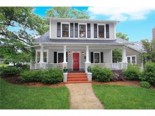 1612 Thomas Avenue, Charlotte, NC 28205 (#3284504) :: Lodestone Real Estate