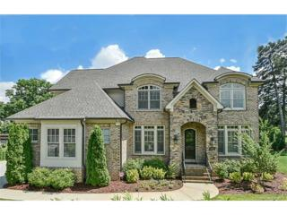 2145 Foxcroft Woods Lane, Charlotte, NC 28211 (#3284966) :: Stephen Cooley Real Estate Group