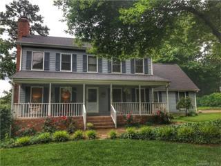 5304 Mintridge Road, Mint Hill, NC 28227 (#3285038) :: Lodestone Real Estate