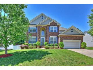 14615 Bridle Trace Lane, Pineville, NC 28134 (#3285196) :: Rinehart Realty