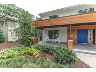 2130 5th Street E, Charlotte, NC 28204 (#3285244) :: Puma & Associates Realty Inc.