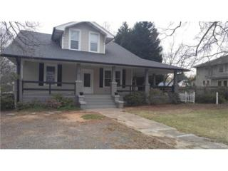 165 Statesville Avenue W, Mooresville, NC 28115 (#3257992) :: Cloninger Properties
