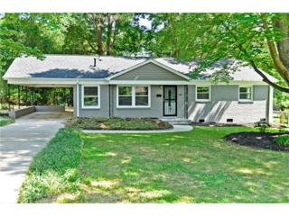 4201 Seaforth Drive, Charlotte, NC 28205 (#3283048) :: Lodestone Real Estate