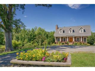 14601 Hus Mcginnis Road, Huntersville, NC 28078 (#3210043) :: Carlyle Properties