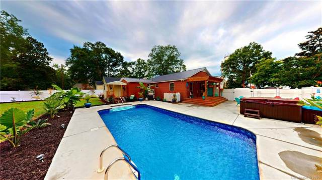 116 N Sycamore Street, Pageland, SC 29728 (#3657865) :: Stephen Cooley Real Estate Group