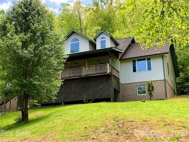 172 Double Ridge Road, Pisgah Forest, NC 28768 (#3617563) :: Austin Barnett Realty, LLC