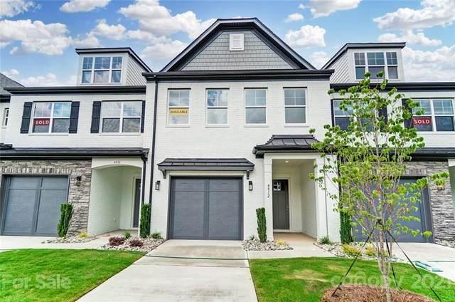 4812 Blanchard Way Lot 8, Charlotte, NC 28226 (#3708112) :: Stephen Cooley Real Estate Group