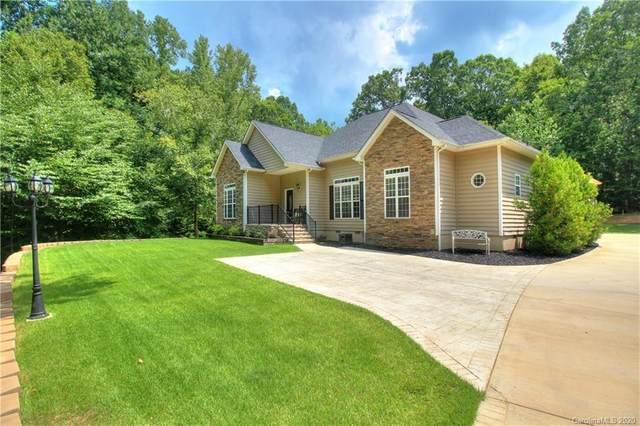 7230 Cobblecreek Drive, Weddington, NC 28104 (#3641059) :: Exit Realty Vistas
