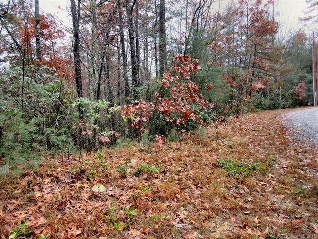 lot 10 Oak Laurel Road #10, Brevard, NC 28712 (#3127994) :: Charlotte Home Experts