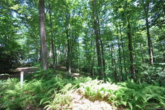 37 Poplar Crest Drive #37, Pisgah Forest, NC 28768 (#3142669) :: High Performance Real Estate Advisors