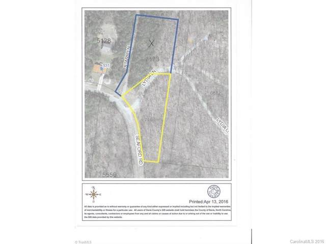00 Starr Lane, Advance, NC 27006 (MLS #3168880) :: RE/MAX Impact Realty