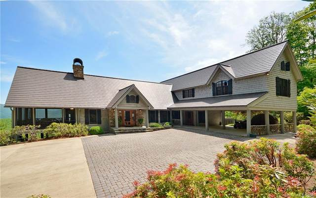 6370 Big Ridge Road, Glenville, NC 28736 (#3180521) :: Rinehart Realty