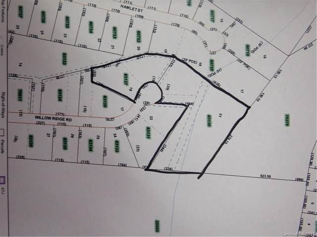 Lot 18 & 21 Willow Ridge Road Lots 18 & 21, Lincolnton, NC 28092 (#3180652) :: Carolina Real Estate Experts