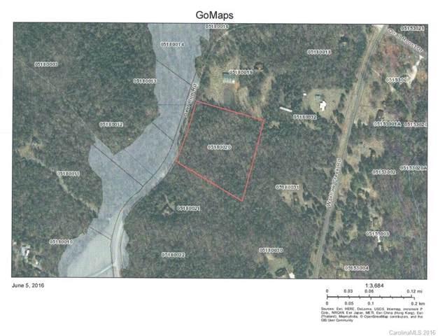00 Deer Run Road #15, Waxhaw, NC 28173 (#3185134) :: Robert Greene Real Estate, Inc.