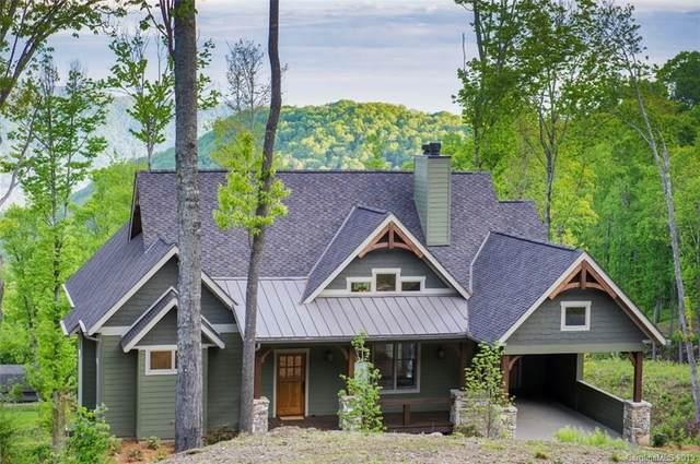 10 Cavendish Lane, Waynesville, NC 28786 (#3197105) :: Keller Williams Professionals