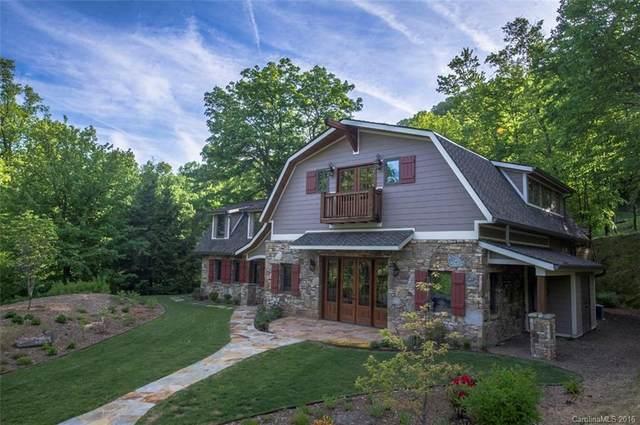 736 St. Andrews Road, Waynesville, NC 28786 (#3197246) :: LePage Johnson Realty Group, LLC
