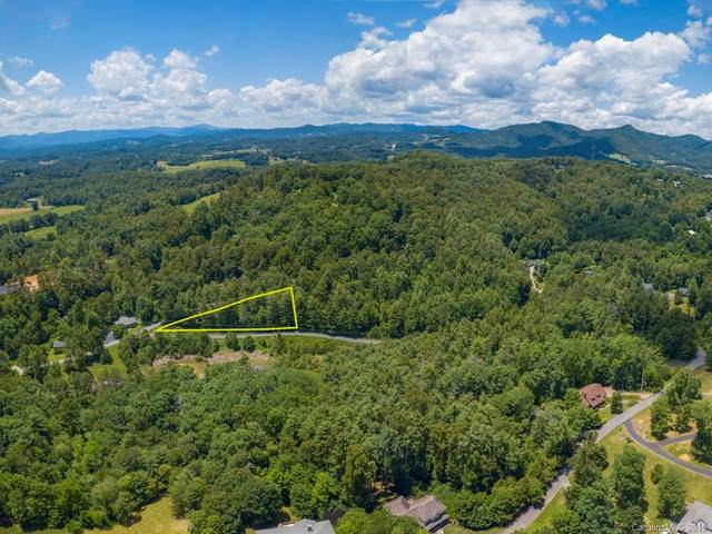 LOT #43 Quail Ridge Road, Mars Hill, NC 28754 (#3219480) :: The Mitchell Team