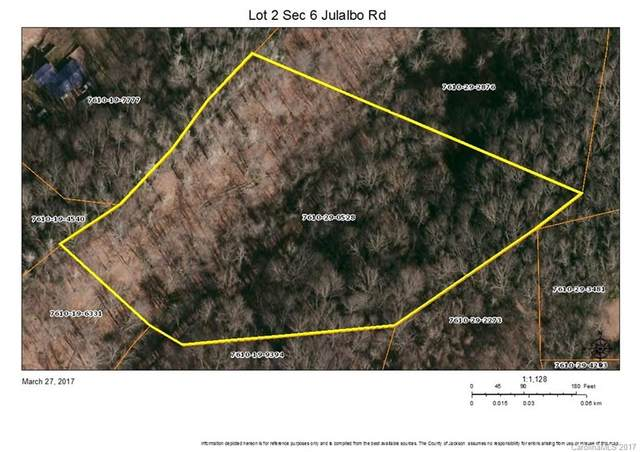 Lot 2 Section 6 Wild Turkey Road Lot 2 Sec 6, Whittier, NC 28789 (#3265001) :: Caulder Realty and Land Co.