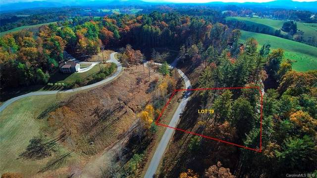 31 Timber Hill Drive Lot 19, Leicester, NC 28748 (#3268574) :: Keller Williams Professionals