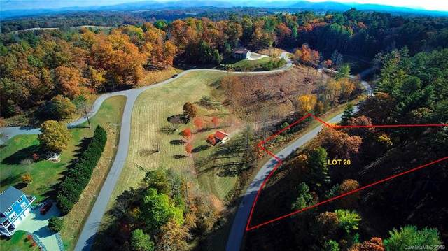 65 Timber Ridge Circle Lot 20, Leicester, NC 28748 (#3268576) :: DK Professionals