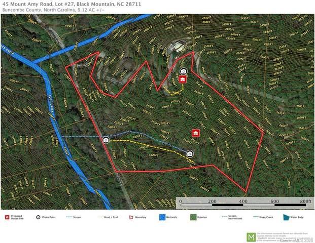 45 Mount Amy Road #27, Black Mountain, NC 28711 (#3303365) :: Johnson Property Group - Keller Williams