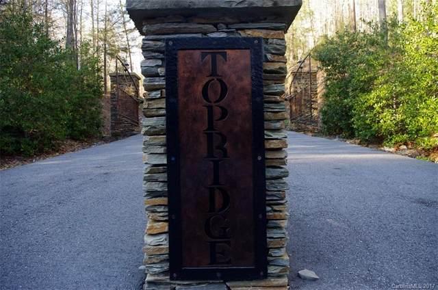 231 Top Ridge Lane, Hendersonville, NC 28792 (#3303696) :: Rinehart Realty