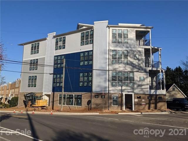 501 E 37th Street F, Charlotte, NC 28205 (#3315998) :: Carver Pressley, REALTORS®