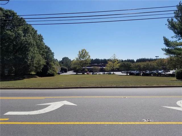 0 W Main Avenue A, Taylorsville, NC 28681 (#3327331) :: BluAxis Realty