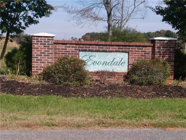 00 Evondale Road, Crouse, NC 28033 (#3334552) :: Ann Rudd Group